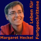 Margaret Heckel interviewt uns